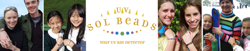 UV SOL BEADS MAKE A GREAT GIFT!